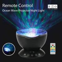 Sensory Night Light with Built in Music Player